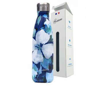 Gourde Isotherme Fleur Bleuette