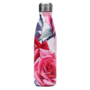 Gourde Isotherme Fleur Rose Stanwell