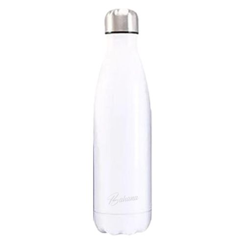Gourde Isotherme Unie Blanc Classic
