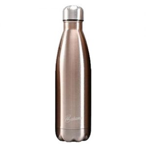 Gourde Isotherme Unie Rose Classic